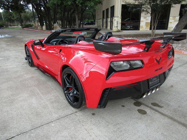 2019 Chevrolet Corvette ZR1 3ZR Austin , Texas 9
