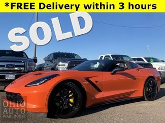 2019 Chevrolet Corvette Stingray V8 12K LOW MILES Clean Carfax We Finance in Canton, Ohio 44705