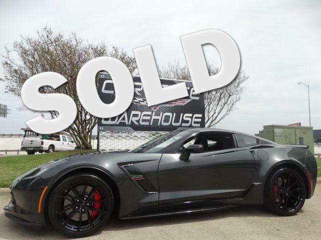 2019 Chevrolet Corvette Grand Sport 2LT, NAV, NPP, Black GS Wheels 2k! | Dallas, Texas | Corvette Warehouse  in Dallas Texas