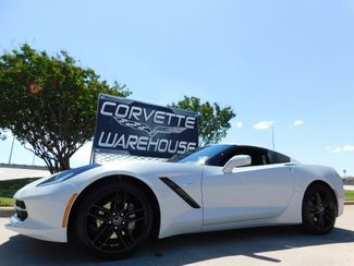 2019 Chevrolet Corvette Coupe Auto, 1-Owner, Matrix Gray, Blk Wheels 18k in Dallas, Texas 75220
