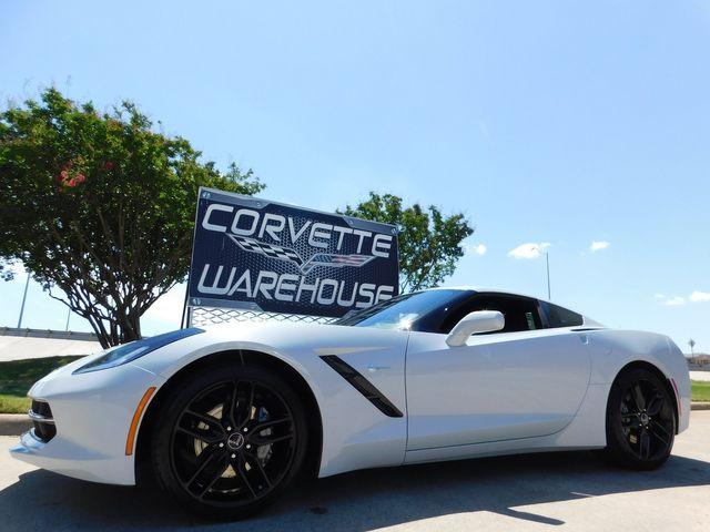 2019 Chevrolet Corvette Coupe Auto, 1-Owner, Matrix Gray, Blk Wheels 18k