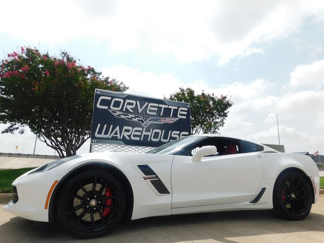 2019 Chevrolet Corvette Grand Sport Auto, NPP, Black Wheels, Only 3k