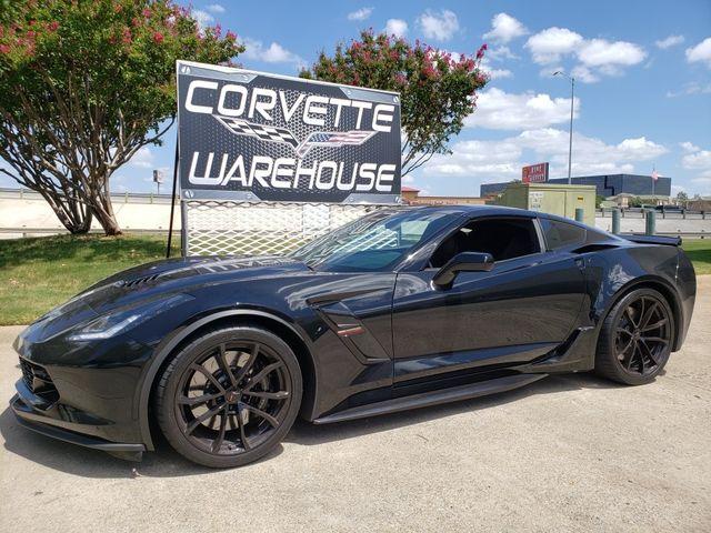 2019 Chevrolet Corvette Grand Sport 3LT, 1WE, EYK, NAV, 7-Speed, Only 4k