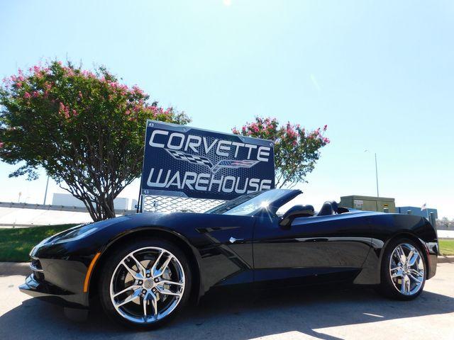 2019 Chevrolet Corvette Convertible 3LT, Auto, NAV, NPP, IWE, Chromes 4k in Dallas, Texas 75220