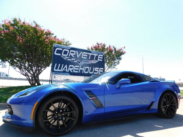 2019 Chevrolet Corvette Grand Sport 2LT, NAV, Heritage, Auto, Only 3k in Dallas, Texas 75220