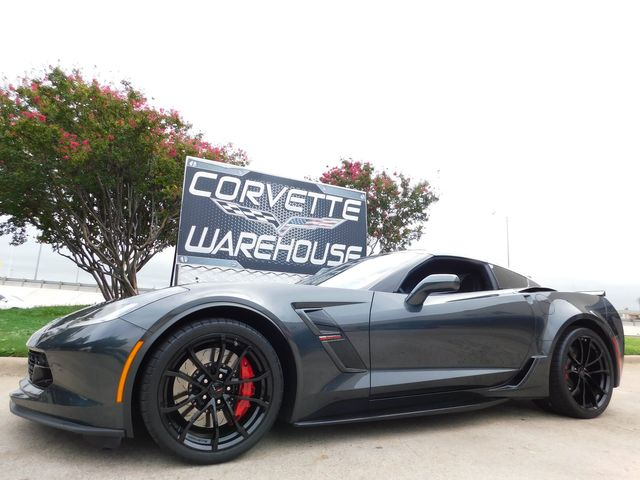 2019 Chevrolet Corvette Grand Sport 1LT, Auto, Mylink, Black Alloys 17k in Dallas, Texas 75220