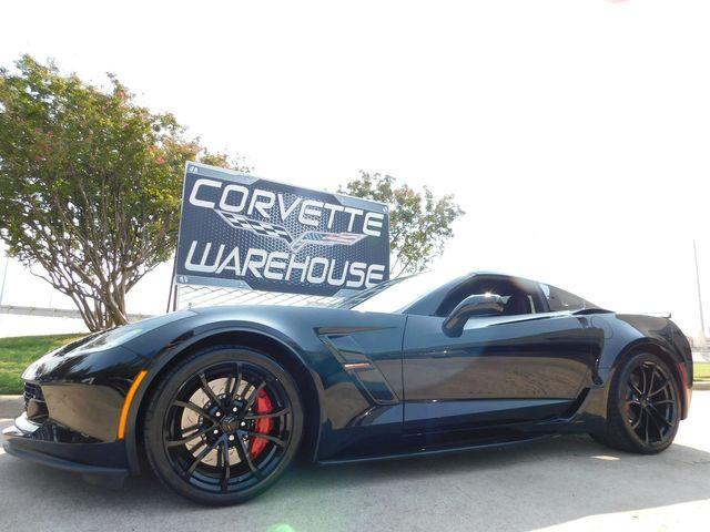 2019 Chevrolet Corvette Grand Sport Sideskirts, Splitter, 7-Speed, 8k
