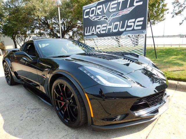 2019 Chevrolet Corvette Grand Sport Sideskirts, Splitter, 7-Speed, 8k in Dallas, Texas 75220