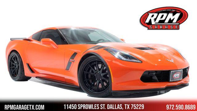 2019 Chevrolet Corvette Grand Sport 3LT Heritage Pkg with Upgrades