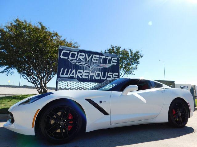 2019 Chevrolet Corvette Coupe 7-Speed, NPP, 1-Owner, Black Alloys 1k
