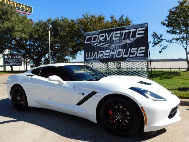 2019 Chevrolet Corvette Coupe 7-Speed, NPP, 1-Owner, Black Alloys 1k in Dallas, Texas 75220