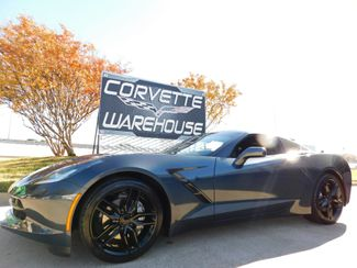 2019 Chevrolet Corvette Coupe Auto, Borla Exhaust, Black Alloys 3k in Dallas, Texas 75220