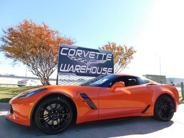 2019 Chevrolet Corvette Grand Sport 2LT, Auto, NAV, NPP, Black Alloys 7k