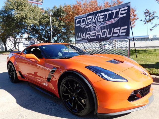 2019 Chevrolet Corvette Grand Sport 2LT, Auto, NAV, NPP, Black Alloys 7k in Dallas, Texas 75220