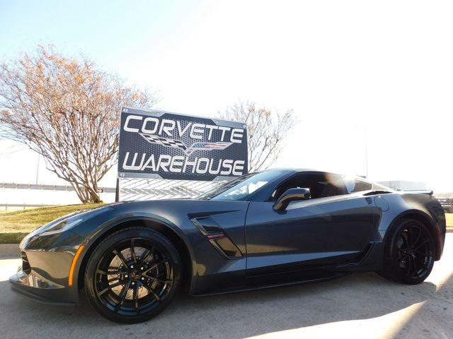 2019 Chevrolet Corvette Grand Sport 2LT, NAV, NPP, CD, Black Alloys 29k