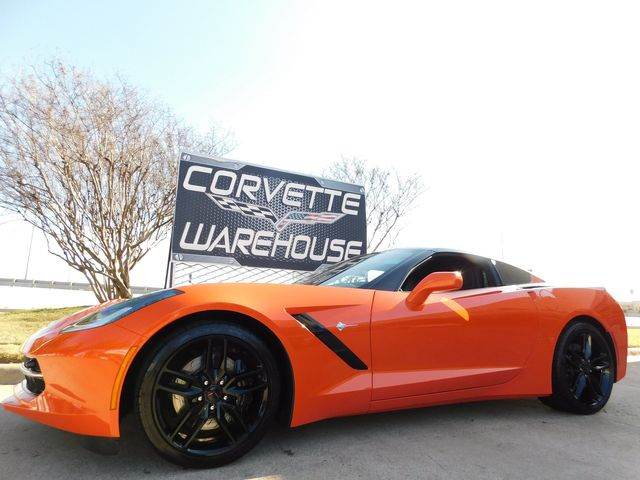 2019 Chevrolet Corvette Coupe Z51, 3LT, NAV, NPP, IWE, UQT, Auto 2k in Dallas, Texas 75220