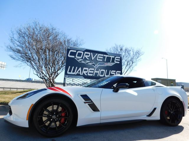 2019 Chevrolet Corvette Grand Sport 2LT, Heritage, NAV, Black Alloys 9k