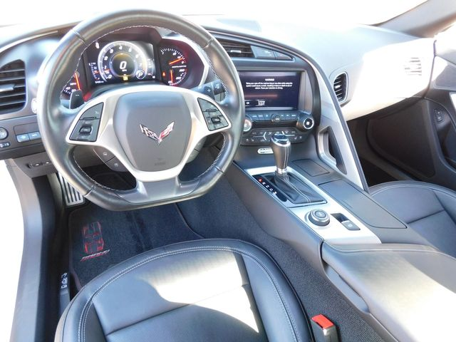 2019 Chevrolet Corvette Grand Sport 2LT, Heritage, NAV, Black Alloys 9k in Dallas, Texas 75220