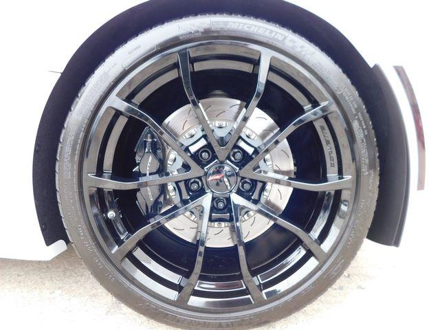 2019 Chevrolet Corvette Grand Sport Auto, Carbon, NPP, Black Wheels 16k in Dallas, Texas 75220