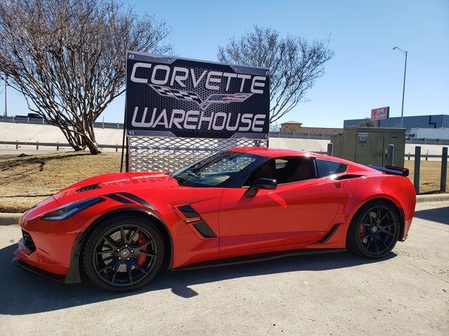 2019 Chevrolet Corvette Grand Sport 2LT, NAV, NPP, UQT, Forgeline, Auto 3k in Dallas, Texas 75220
