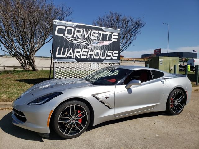 2019 Chevrolet Corvette Coupe 2LT, Mylink, Blk Machined Wheels, Auto 8k in Dallas, Texas 75220