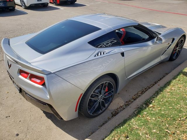 2019 Chevrolet Corvette Coupe 2LT, Mylink, Blk Machined Wheels, Auto 8k in Dallas, Texas 75220