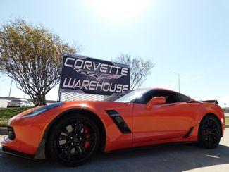 2019 Chevrolet Corvette Z06 3LZ, Z07, NAV, Auto, Sebring Orange 13k in Dallas, Texas 75220