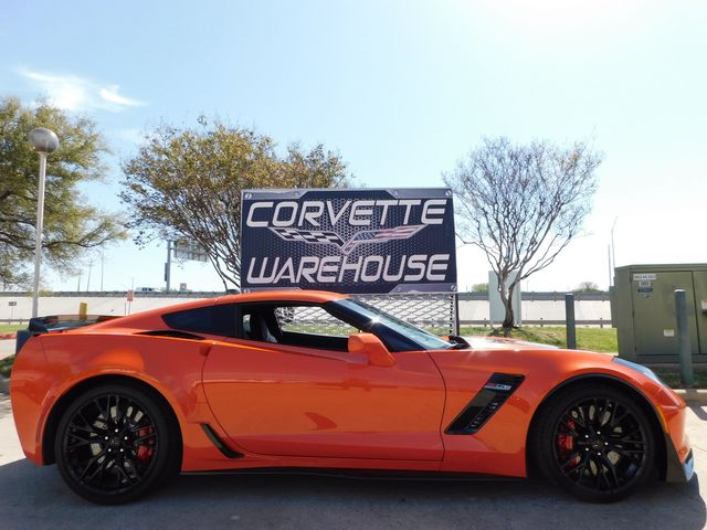 2019 Chevrolet Corvette Z06 3LZ, Z07, NAV, Auto, Sebring Orange 13k in Dallas, Texas 75220