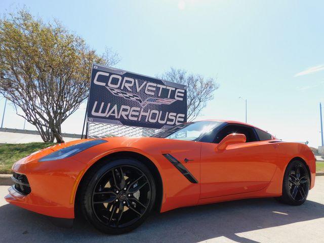 2019 Chevrolet Corvette Coupe 2LT, Mylink, NPP, EYT, Auto, Black Alloys 7k
