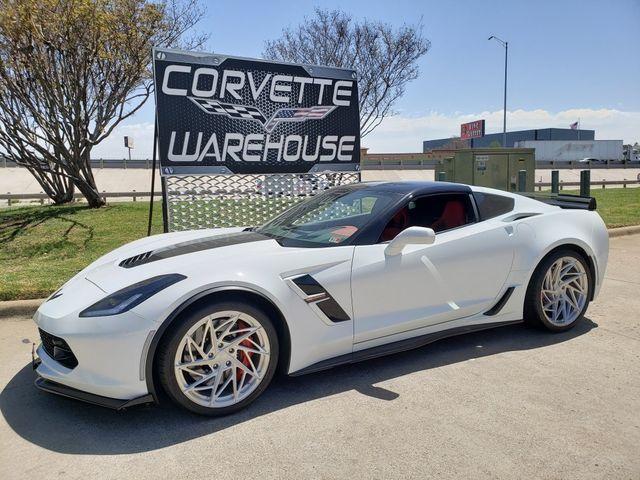 2019 Chevrolet Corvette Grand Sport 2LT, NAV, NPP, AE4 Comp Seats, 5k
