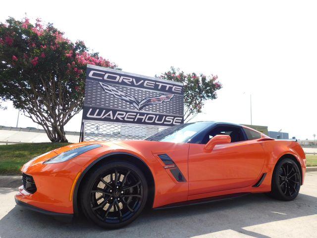2019 Chevrolet Corvette Grand Sport 2LT, Auto, NAV, PDR, Black Alloys 4k in Dallas, Texas 75220