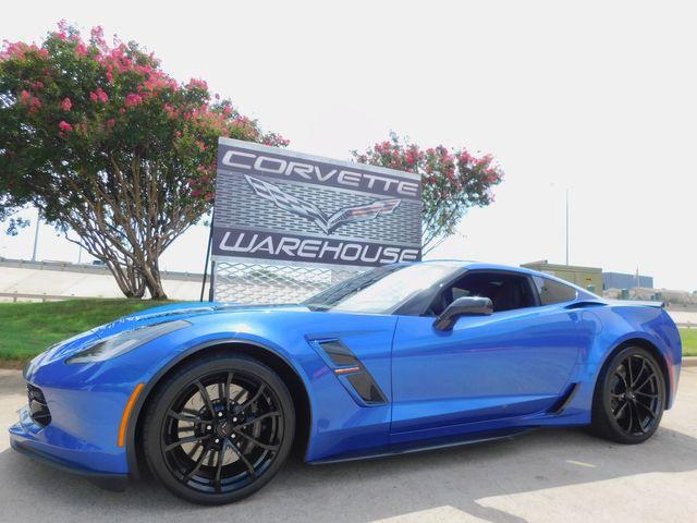 2019 Chevrolet Corvette Grand Sport 2LT, Mylink, NPP, 7-Spd, Blk Alloys 7k in Dallas, Texas 75220