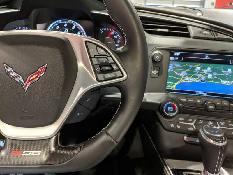 2019 Chevrolet Corvette Z06 2LZ  Lake Forest IL  Executive Motor Carz  in Lake Forest, IL