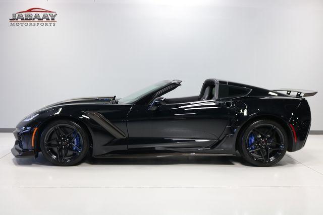 2019 Chevrolet Corvette ZR1 3ZR Merrillville, Indiana 1