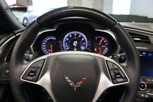 2019 Chevrolet Corvette ZR1 3ZR Merrillville, Indiana 16