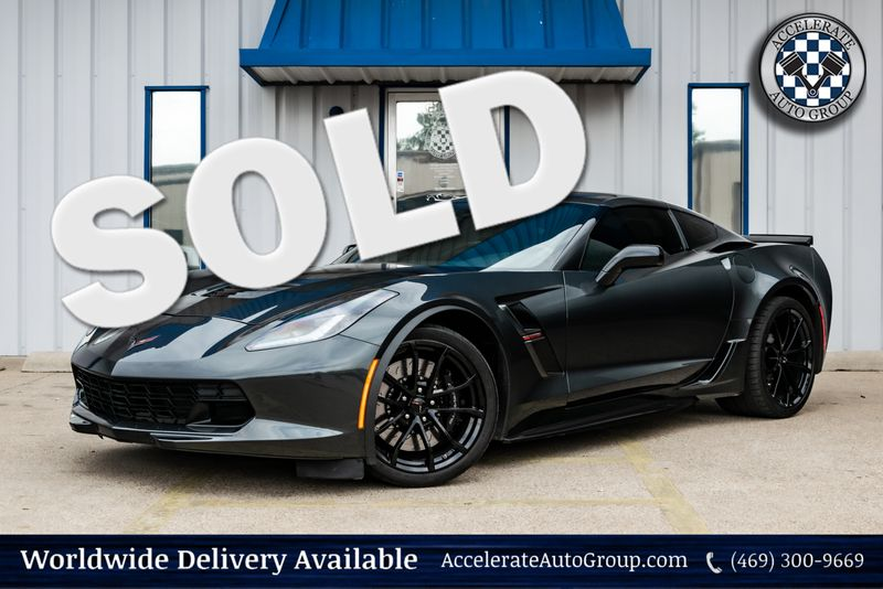 2019 Chevrolet Corvette Grand Sport 1LT in Rowlett Texas