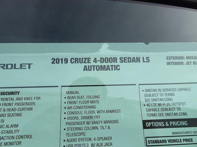 2019 Chevrolet Cruze LS Madison, NC 44