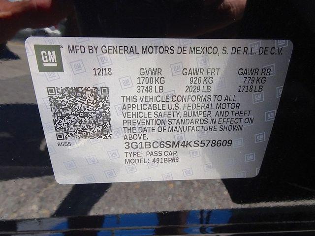 2019 Chevrolet Cruze LS Madison, NC 48