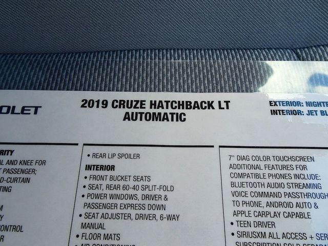 2019 Chevrolet Cruze LT Madison, NC 44