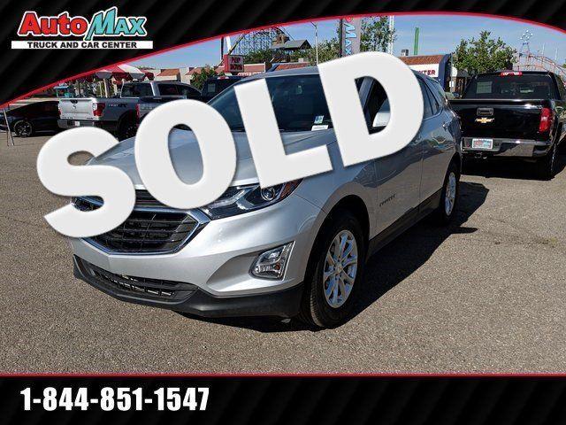 2019 Chevrolet Equinox LT in Albuquerque, New Mexico 87109