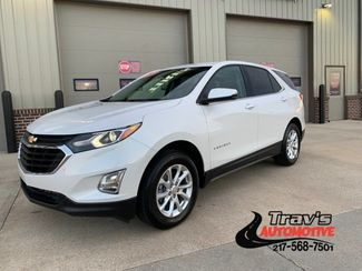 2019 Chevrolet Equinox LT in Gifford, IL 61847