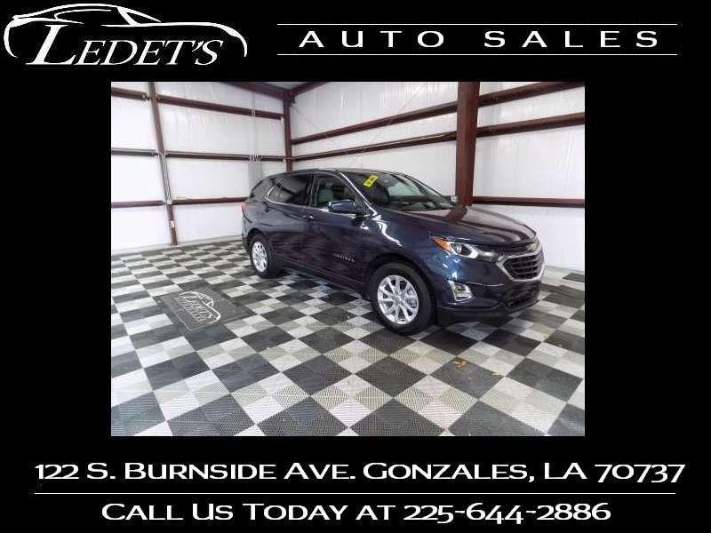 2019 Chevrolet Equinox LT - Ledet's Auto Sales Gonzales_state_zip in Gonzales Louisiana