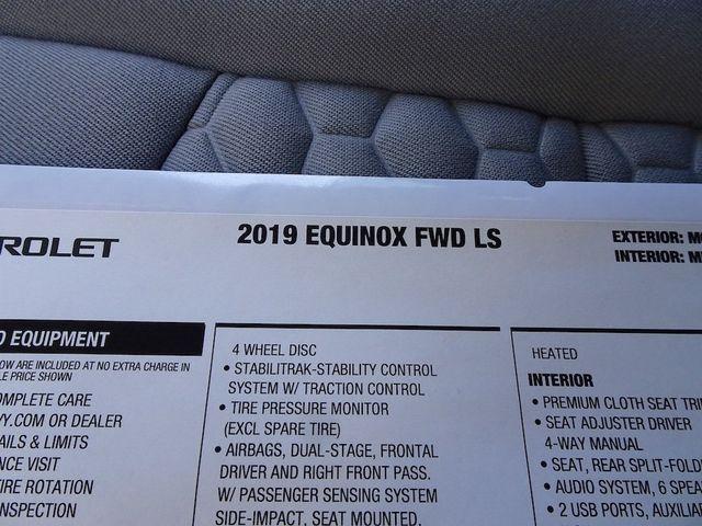 2019 Chevrolet Equinox LS Madison, NC 45