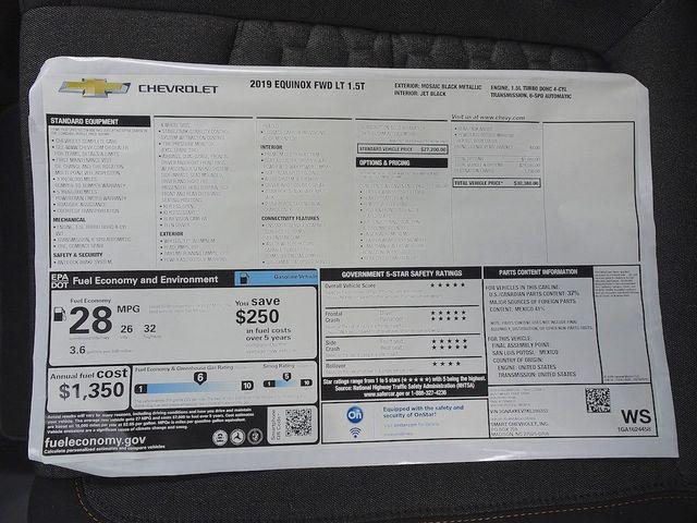 2019 Chevrolet Equinox LT Madison, NC 40