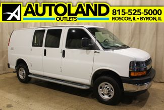 2019 Chevrolet Express Cargo Van Quigley 4x4 in Roscoe, IL 61073