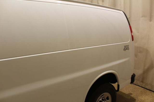 2019 Chevrolet Express Cargo Van Quigley 4x4 in Roscoe, IL 61073