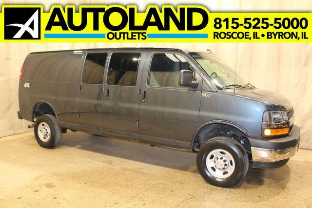 2019 Chevrolet Express Cargo Van Quigley 4x4