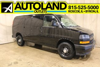 2019 Chevrolet Express Cargo Van in Roscoe, IL 61073