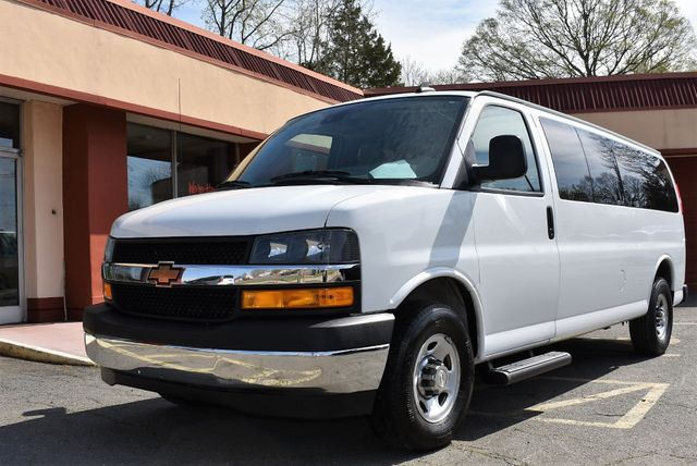 2019 Chevrolet Express Passenger LT Charlotte, North Carolina