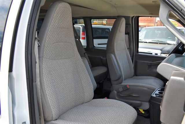 2019 Chevrolet Express Passenger LT Charlotte, North Carolina 7